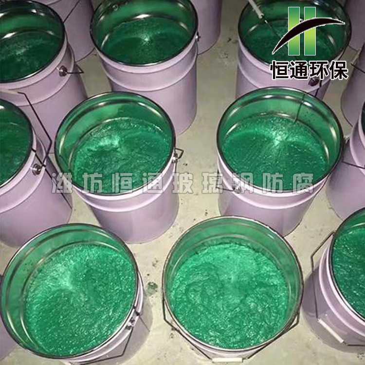 滨州脱硫塔玻璃钢防腐